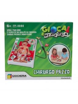 G.S-CHIRURGO PAZZA GIOCA &...