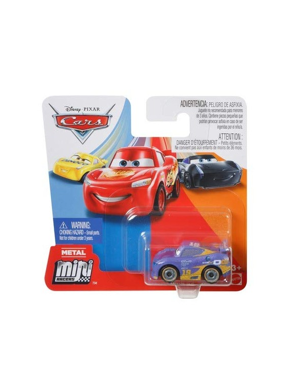 V-CARS MINI RACERS:DANNY...