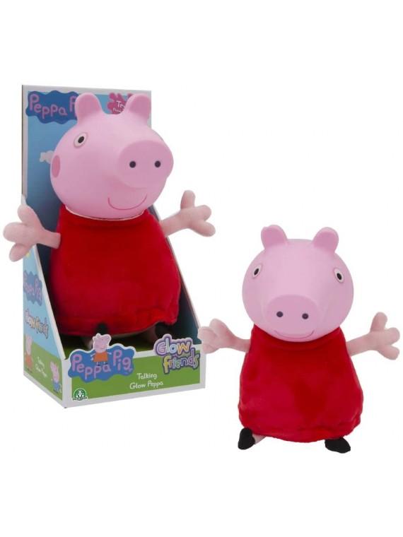 X-PEPPA PIG GLOW LUCI E SUONI