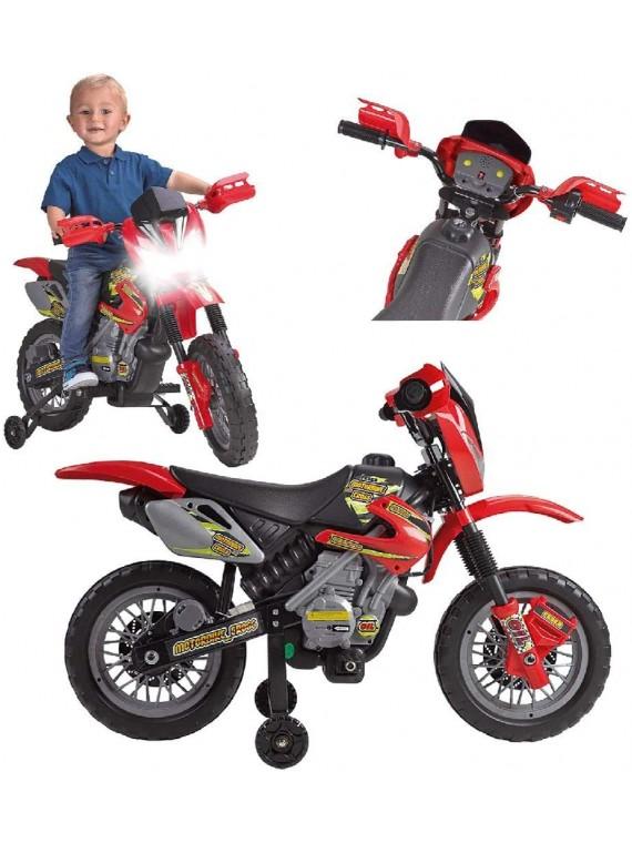 EL-MOTO MOTORBIKE CROSS...