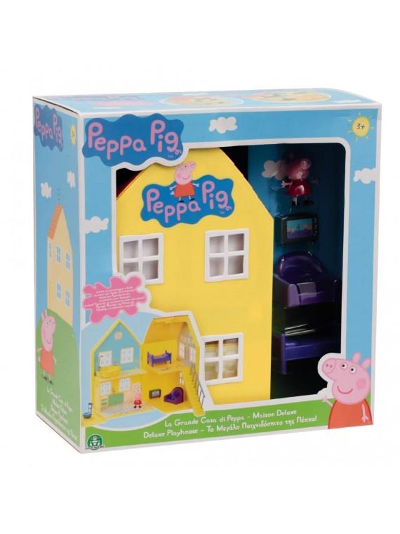 X-PEPPA PIG GRANDE CASA DELUXE