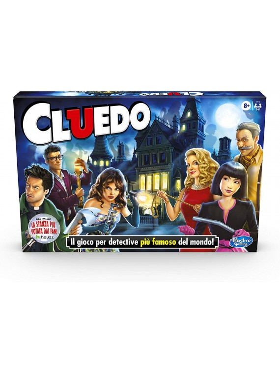 G.S-CLUEDO REINVENTION